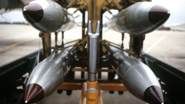 Bom hạt nhân B61 của Mỹ - Sputnik Việt Nam
