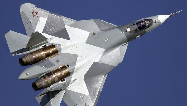 T-50 (PAK FA) - Sputnik Việt Nam