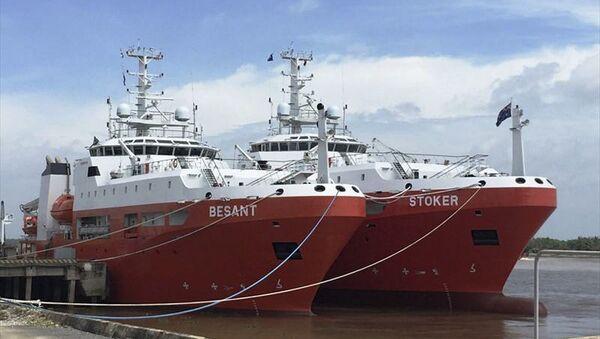Besant - Sputnik Việt Nam