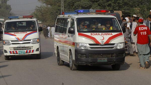 Pakistan ambulance. (File) - Sputnik Việt Nam