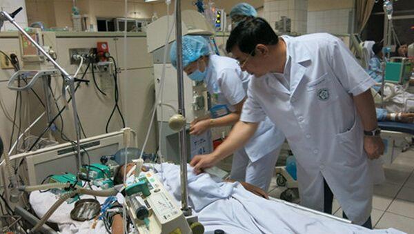 Nước chạy thận khiến 8 bệnh nhân tử vong có lượng hóa chất cao gấp 260 lần - Sputnik Việt Nam