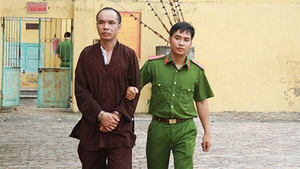 Nhà sư trộm chuông đồng bán mua ma túy đá - Sputnik Việt Nam