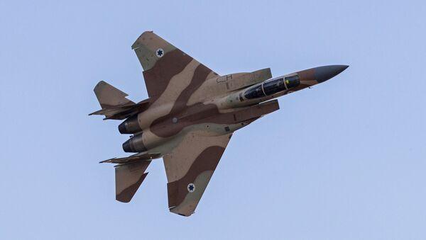 Истребитель F-15 ВВС Израиля - Sputnik Việt Nam