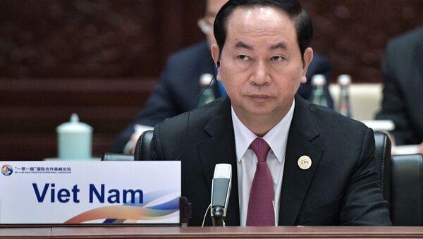 Chủ tịch Trần Đại Quang - Sputnik Việt Nam