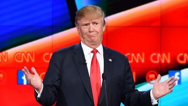 Tổng thống Mỹ đắc cử Donald Trump - Sputnik Việt Nam