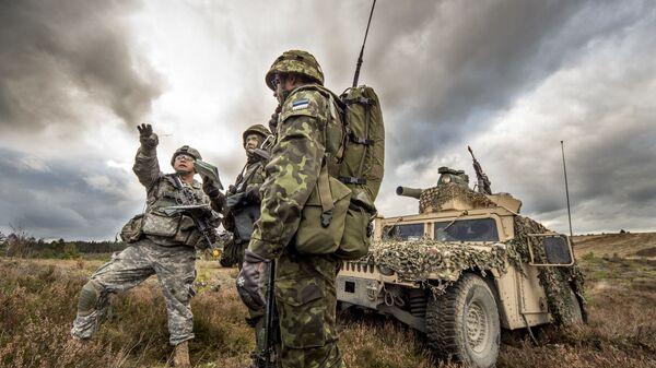 tập trận quân sự NATO ở Ba Lan - Sputnik Việt Nam