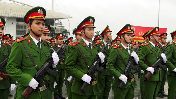 Công an Nhân dân Việt Nam - Sputnik Việt Nam