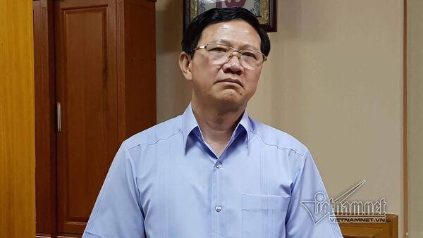 Giám đốc Sở KH-ĐT tỉnh Yên Bái Vũ Xuân Sáng - Sputnik Việt Nam