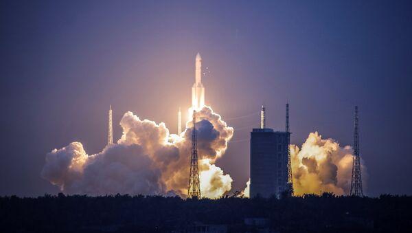Trung Quốc phóng tên lửa đẩy Trường Chinh - 5 - Sputnik Việt Nam
