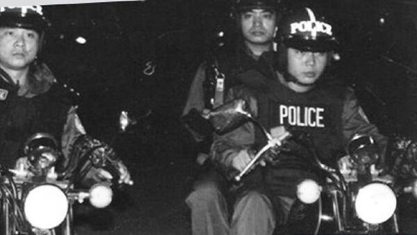 Lực lượng đặc nhiệm tham gia phá vụ án Khánh trắng và đồng bọ - Sputnik Việt Nam