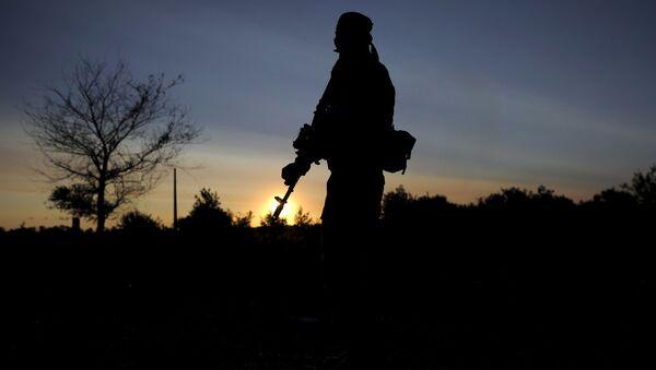 Người bắn tỉa ở DNR - Sputnik Việt Nam
