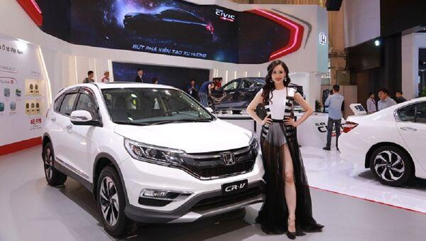 Honda CR-V 2016 phiên bản đặc biệt - Sputnik Việt Nam