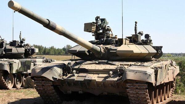 """Tuy vậy, kể từ năm nay (2017), T-62 chính thức mất ngôi """"hiện đại nhất"""" về tay xe tăng T-90S. Theo báo cáo của Uralvagonzavod, Việt Nam đã ký hợp đồng mua 64 chiếc xe tăng T-90S và T-90K – những chiếc xe tăng hiện đại hàng đầu thế giới hiện nay. - Sputnik Việt Nam"""