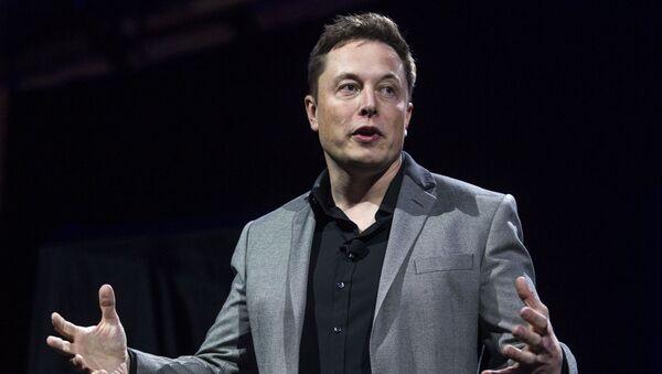 Elon Musk - Sputnik Việt Nam