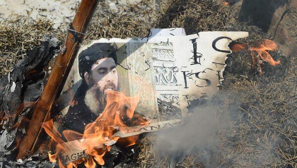 Abu Bakr al-Baghdadi - Sputnik Việt Nam
