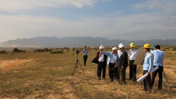 Ninh Thuân - nơi sẽ xây nhà máy điện hạt nhân đầu tiên của Việt Nam - Sputnik Việt Nam