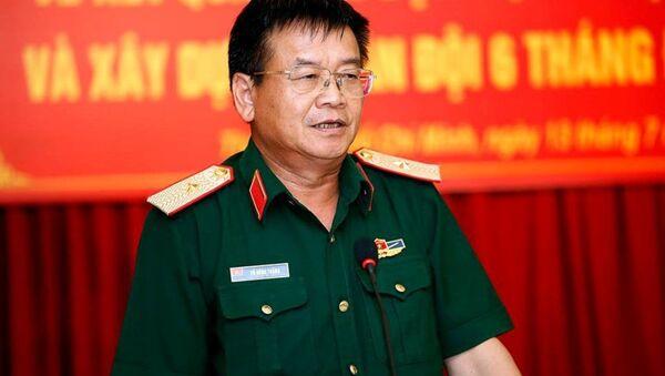 Thiếu tướng Võ Hồng Thắng - Sputnik Việt Nam