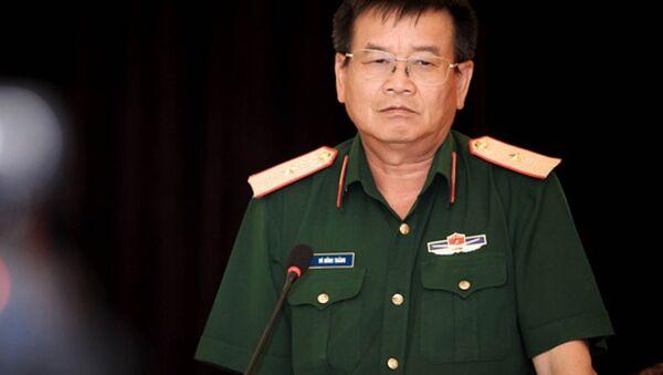 Thiếu tướng Võ Hồng Thắng, Cục trưởng Cục Kinh tế Bộ Quốc phòng - Sputnik Việt Nam