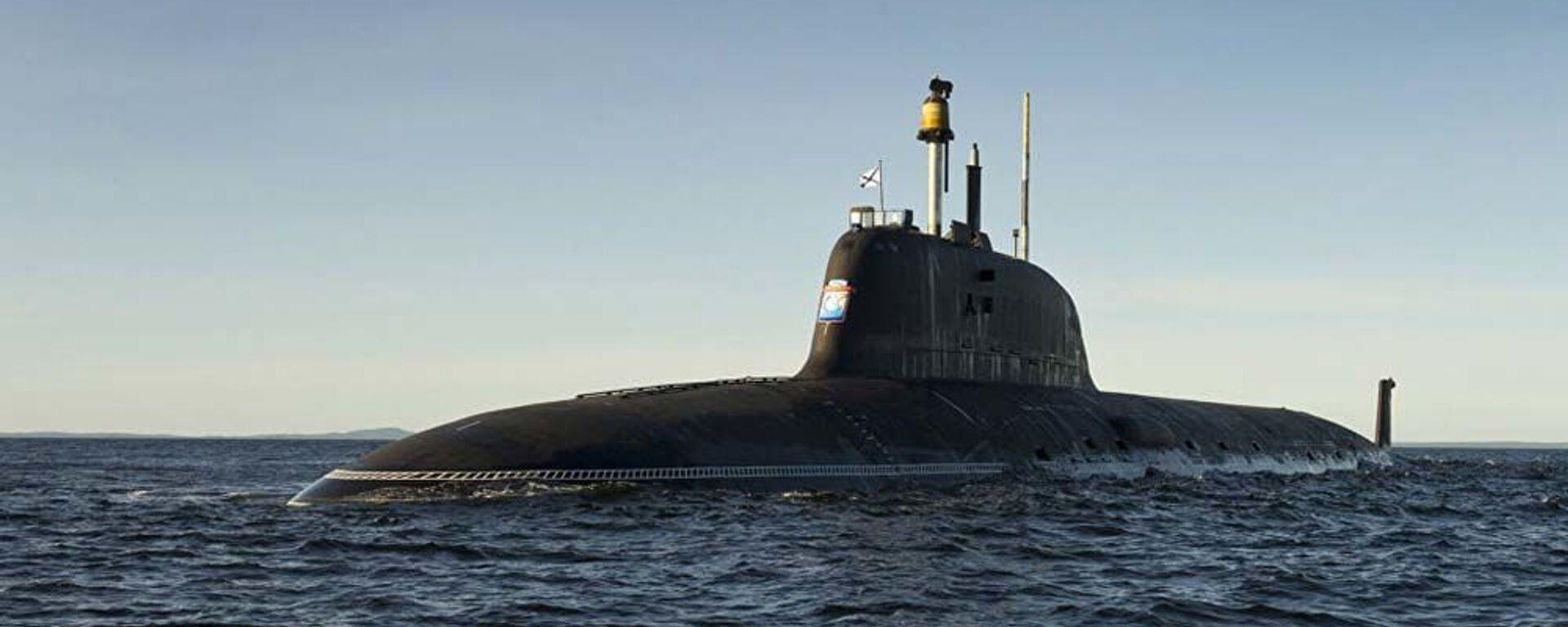 tàu ngầm hạt nhân «Yasen-M» của Nga - Sputnik Việt Nam, 1920, 19.04.2020