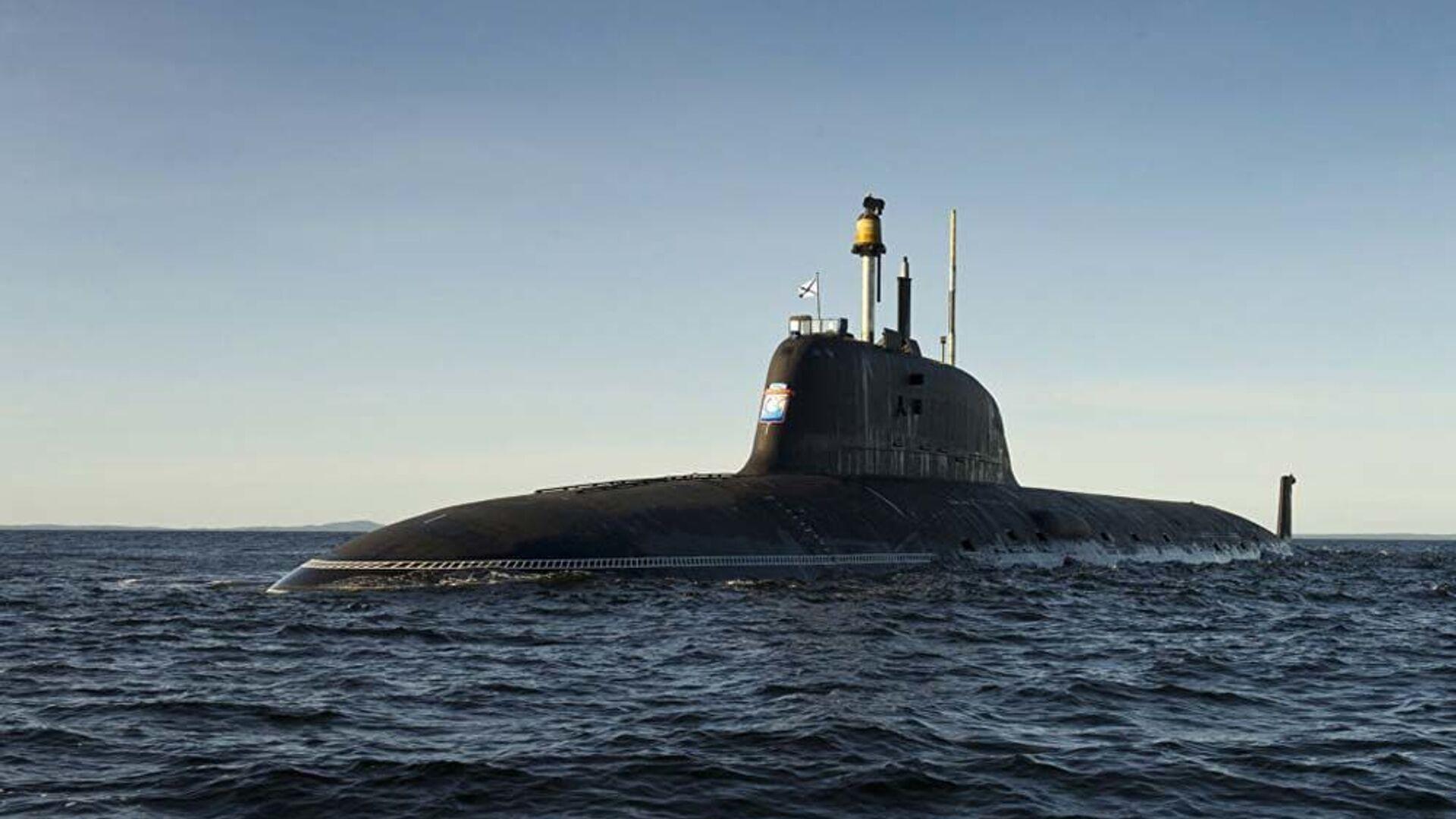 tàu ngầm hạt nhân «Yasen-M» của Nga - Sputnik Việt Nam, 1920, 18.06.2021