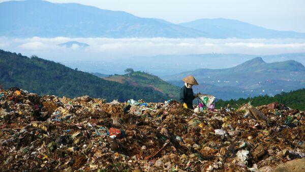 Bãi rác ở Việt Nam, Đà Lạt - Sputnik Việt Nam