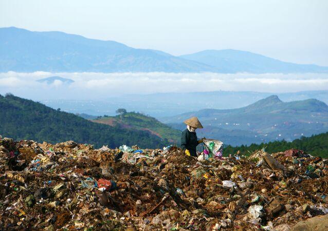 Bãi rác ở Việt Nam, Đà Lạt