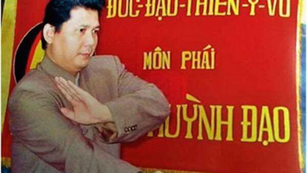 Chưởng môn Nam Huỳnh Đạo - Sputnik Việt Nam