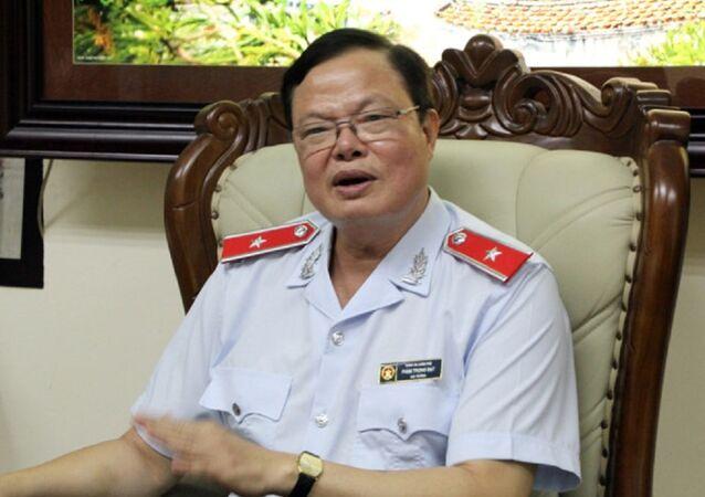 Cục trưởng Cục Chống tham nhũng Phạm Trọng Đạt.