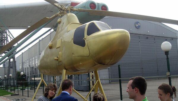 Nhà máy sản xuất trực thăng Mil lần đầu ra mắtgiới truyền thông - Sputnik Việt Nam