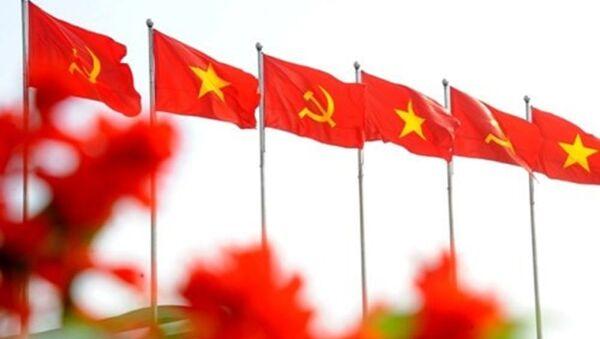 Mục đích của Đảng là xây dựng nước Việt Nam độc lập, dân chủ, giàu mạnh, xã hội công bằng, văn minh - Sputnik Việt Nam