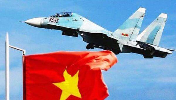 Tiêm kích Su-30MK2 - Sputnik Việt Nam