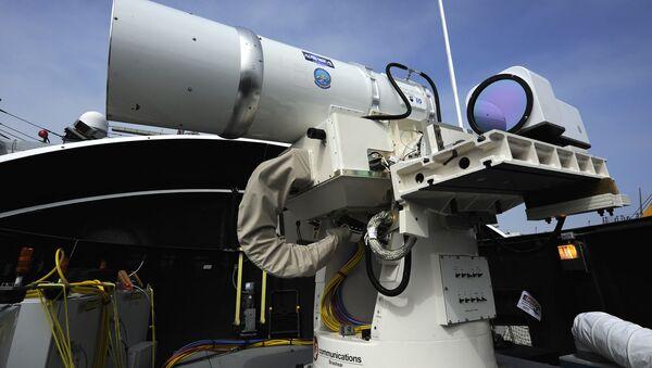 vũ khí laser LaWS - Sputnik Việt Nam