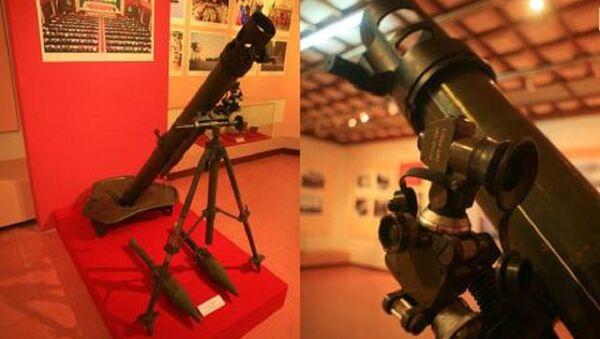 Cối 100mm do Việt Nam tự nghiên cứu và sản xuất - Sputnik Việt Nam