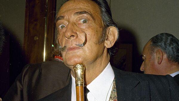 Salvador Dali - Sputnik Việt Nam