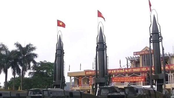 Tên lửa Scud VN - Sputnik Việt Nam