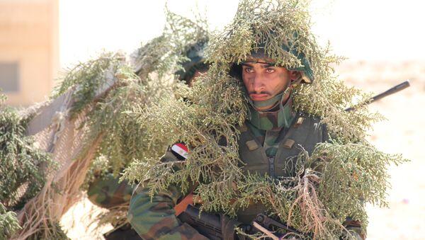 Российско-египетские антитеррористические учения Защитники дружбы-2016 - Sputnik Việt Nam