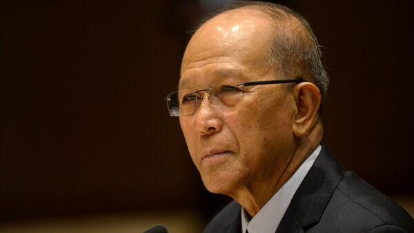 Bộ trưởng Bộ Quốc phòng Philippines Delfin Lorenzana - Sputnik Việt Nam