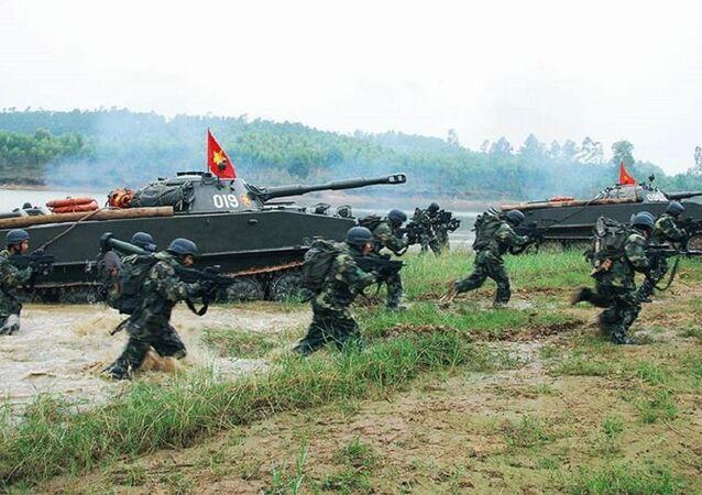 Hải quân đánh bộ VN