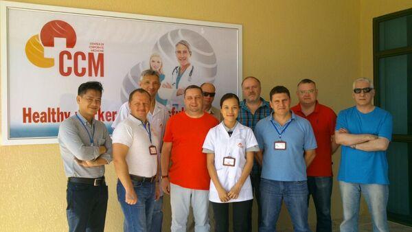 Trung tâm Y tế doanh nghiệp của Nga từ thành phố Tomsk - Sputnik Việt Nam