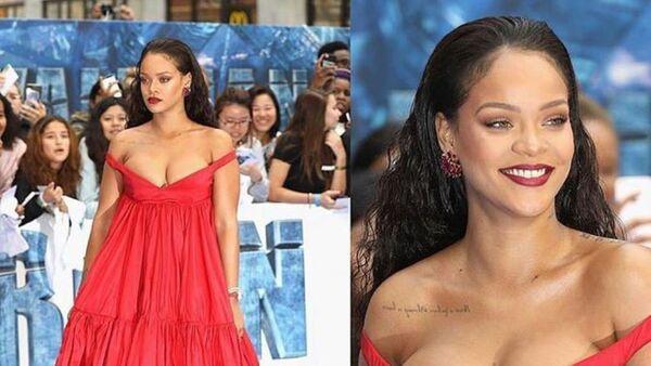 Ca sĩ Rihanna làm người hâm mộ sốc vì chiếc váy trẻ em hở ngực rộng - Sputnik Việt Nam