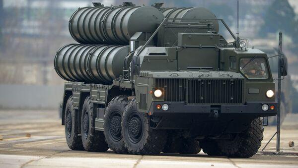 Зенитный ракетный комплекс С-400 - Sputnik Việt Nam