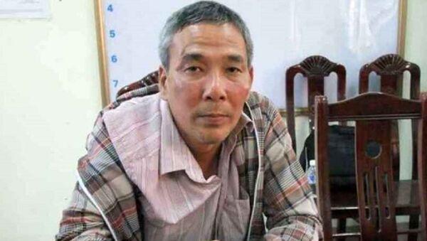 Lê Đình Lượng tại Cơ quan điều tra. - Sputnik Việt Nam
