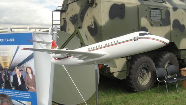 Tu-324 - Sputnik Việt Nam