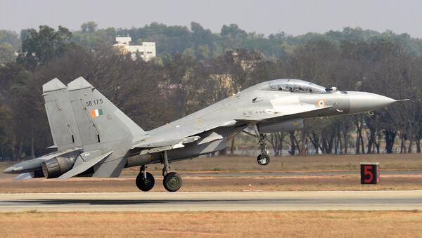 Su-30MKI của Không quân Ấn Độ - Sputnik Việt Nam