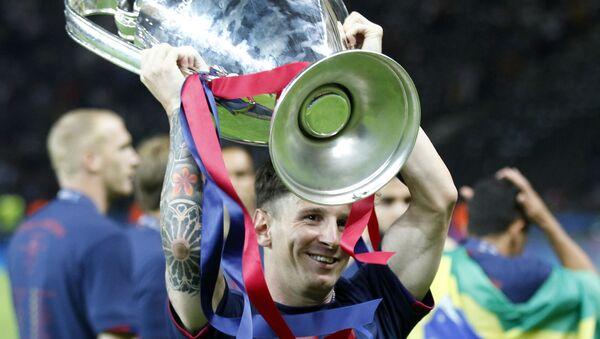 Cầu thủ Lionel Messi. - Sputnik Việt Nam