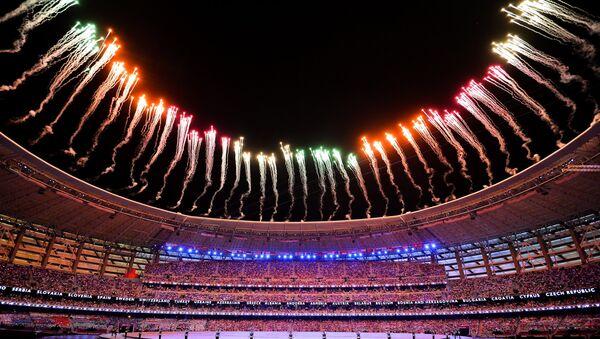 Đại hội thể thao châu  Âu đã khai mạc tại Baku - Sputnik Việt Nam