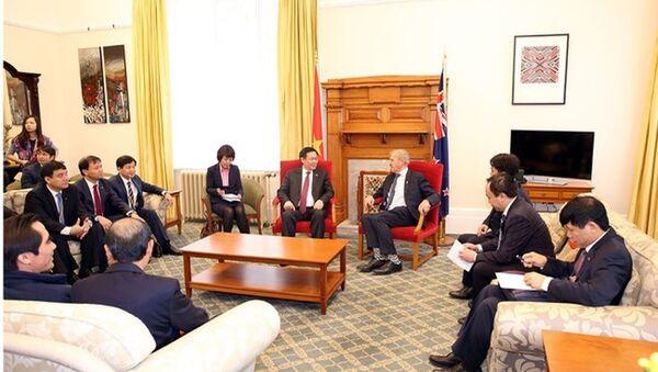 New Zealand mở cửa thị trường cho chôm chôm của Việt Nam  - Sputnik Việt Nam