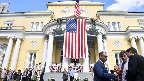 nơi cư trú của Đại sứ Mỹ tại Nga - Sputnik Việt Nam
