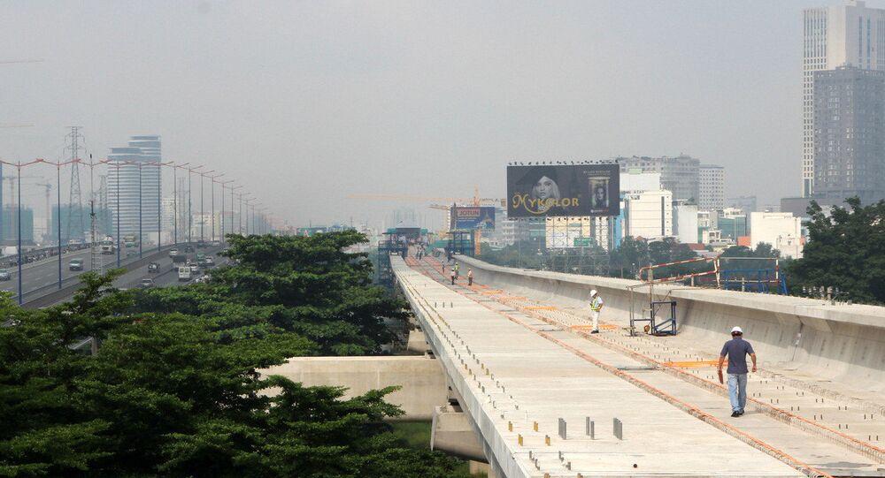Tuyến metro số 1 tại TP HCM