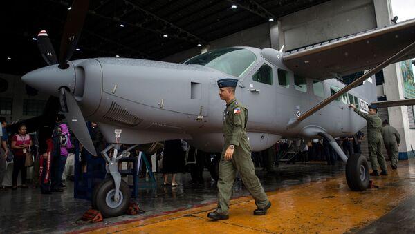 Cessna-208B - Sputnik Việt Nam